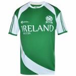 Irish Soccer Jersey - Front